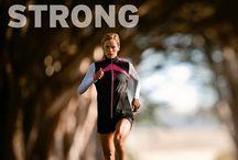 Swim, bike & run inspiration