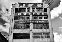 Recyled Architecture / Repurposing our aging, neglected, overlooked &/or at risk buildings.  #adaptivereuse / by RustyEmpire