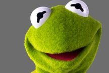 It's not easy being green! / Kermit & friends