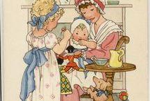 children & Families in Art