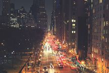 """NYC Photography / """"There is something in the New York air that makes sleep useless"""" ~ Simone de Beauvoir"""