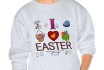 I Love Easter / design my 14 year old did