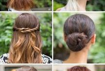 Cute hairstyles / wanna know how to do a unique hairstyle?? Here you have it!!