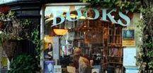 Книжные / Полки, витрины, интерьеры книжных магазинов