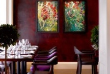 The Oak Room / Enjoy a relaxing lunch or evening meal in our dining room