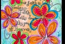 Art Journals.... / by Brenda Donovan