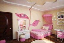 Rooms of dream