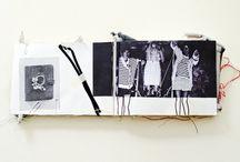 Sketchbooks|Zines
