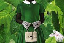 green: Kaikki heidän vihreytensä