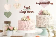 Whimsical Wedding Cakes Inspiration