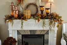 Fall Decorating Ideas / Fall Decorating Ideas DIY