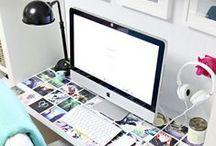 Computer Nook Space