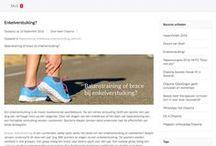 blog.disporta.nl / Nieuws en productinformatie voor fysiotherapeuten