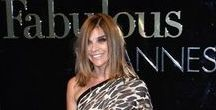 VOGUE- EIC- Carine Roitfeld / Carine Roitfeld- Editor in charge PARIS
