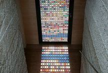 Art-stained glass/mosaics