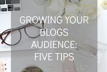 Blogging Tips / Blogging Tips & Inspiration.