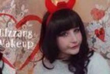 Makeup / #kpop #makeup #kpopmakeup #ulzzang