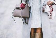 Autumn/Winter Style. / Autumn & Winter Fashion Inspiration.