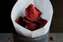 Rezepte - Vegetable-Chips