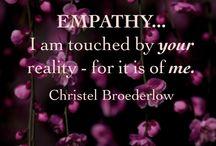 Empathy Empath / The Universal Empath 101