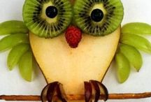 Fruti/Fod art / Fruti, food, cool, art, to kids, diy, life hack