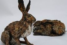 Anything bunny <3 / by Kristina Larsen
