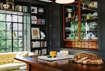 Dinning places & kitchens