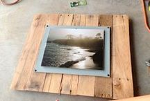 Pallet Ideas / I do love all the ways you can upcycle old shipping pallets