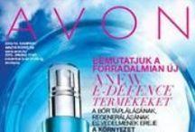 2013/15-ös Avon katalógus / A 2013/15-ös Avon katalógus kínálata képekben. Akciókban dús kínálat ismét csak :) Ötleted van a kampányra vonatkozóan? Küld be a termék fotóját, akár egy visszamenőleges kampányra vonatkozóan is :)