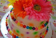 Ella cake ideas / Ella party ideas