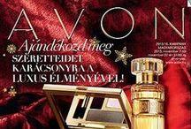 2013/16 -os Avon katalógus / A 2013/16 -os karácsonyi Avon katalógus széles kínálata minden jóval, amit csak el lehet képzelni :)