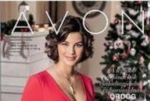 2013/17-es Avon katalógus / 2013. november 23.-ig sem lesz unalmas a divat világa, erről az Avon katalógus gondoskodik ;)
