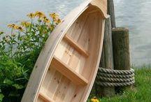 wood plant boxes