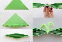 Artesanatos / Idéias simples e criativas utilizando materiais recicláveis ou não para deixar tudo lindo e renovado