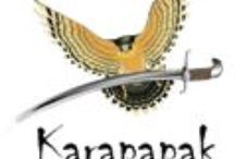 Karapapak / Etnik Türk boyu Kafkas bölgesinde