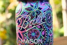 The mason jar! / by Nikki Westbrook