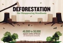 Abuse and Dwindling of Natural Resources