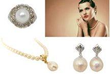 Pearls... understated elegance! / Pearl Jewellery across the spectrum of era's