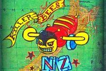 Chaos Inc Art / Art By SinBad & Sick Boy