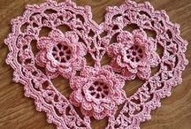 Never dull with a doilly / The way you use your dollies is bigger then you can imagine. Handcrafted. Fine lace. Crochet with love.