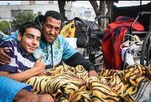 """Humanos """"Invisíveis"""" / Moradores de Rua - Mendigos - Homeless"""
