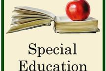 Special Education /  Pin ideas and products from TpT stores and blogs. Please, pin 2 ideas or free products for every 1 paid product. Teachers who pin only paid resources will be removed. Thank you!