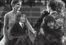 HP LOVE / I will always love Harry Potter.