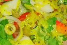 Receitas Diet&Ligth / De olho na saúde