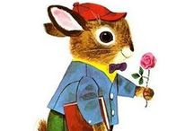 Richard Scarry ♥ / Richard Scarry nous inspire !