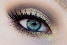 makijaze dla moich oczu i pazurki