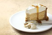 FOOD ; CHEESECAKES