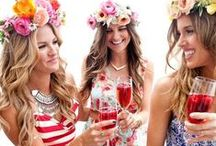 ..Bachelorette Party Dresses.. / This is your time to shine! Get inspired for the dress to celebrate with your besties!