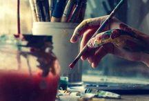 Art / Paint works