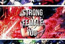 Female supers
